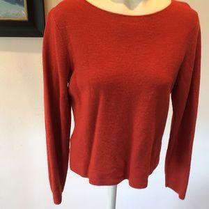 Eileen fisher wool sweater medium